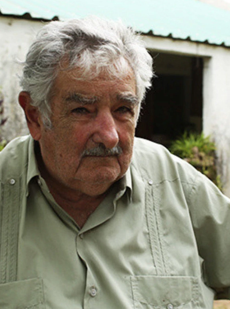 "Interview special with ""Pepe"" Mujica"